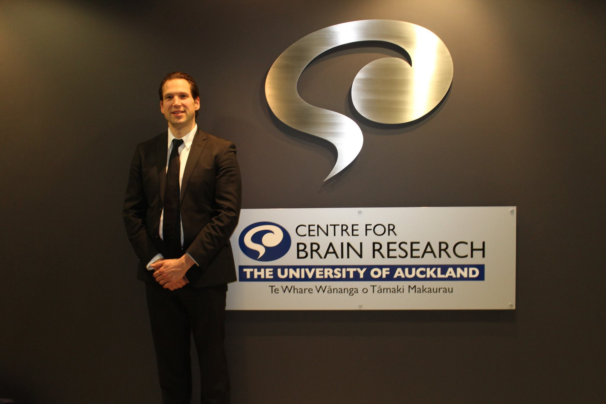 Centre for Brain Research Dr Patrick Schweder Pic