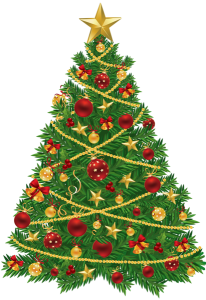 Large_Transparent_Christmas_Tree_with_Red_and_Gold_Ornaments_Clipart